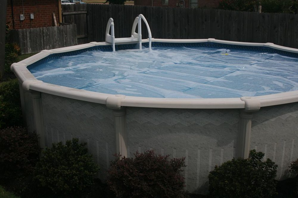 Ag 18x44 Solar Cover Clear Oval 5 Year Pro Rata Warranty North West Wholesale Swimming Pool Spas