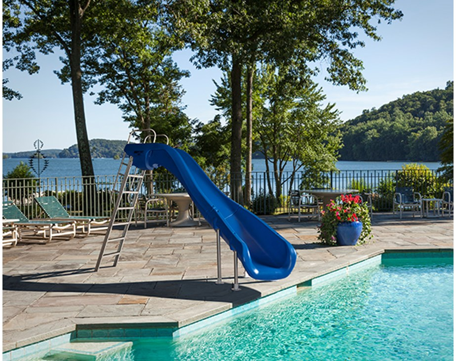 Rogue 2 grandrapids complete left bluw north west Swimming pools in liverpool with slides