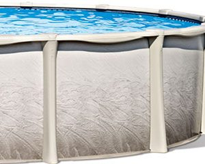 Round Oceania/Anchor Above Ground Pool Kit