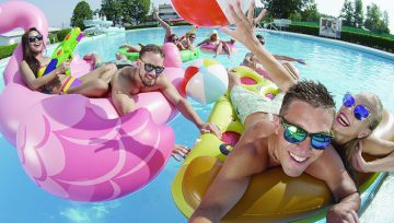 Plan a Perfect Pool Party