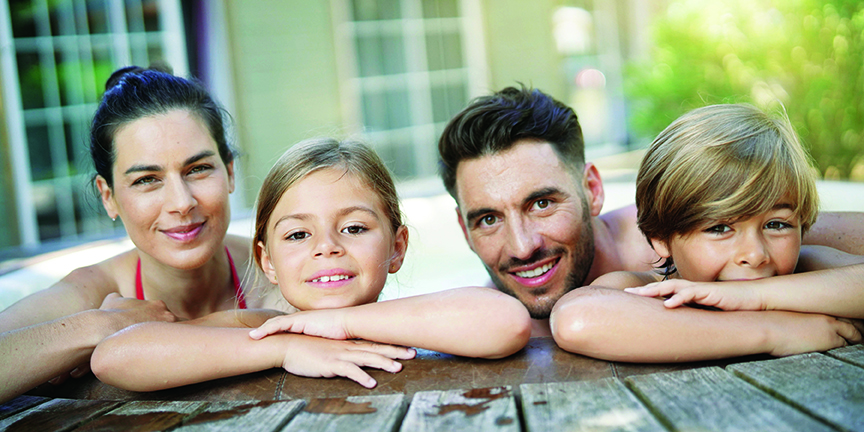 Uv Filtration For Hot Tubs A Safer Way For Your Family To